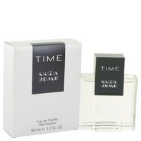 Time By Krizia 1.7 oz Eau De Toilette Spray for Men