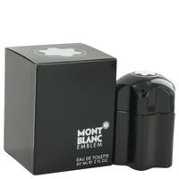 Emblem By Mont Blanc 2 oz Eau De Toilette Spray for Men