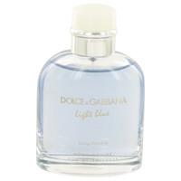 Light Blue Living Stromboli By Dolce & Gabbana 4.2 oz Eau De Toilette Spray Unboxed for Men