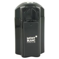 Emblem By Mont Blanc 3.4 oz Eau De Toilette Spray Tester for Men