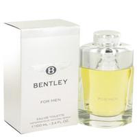 Bentley 3.4 oz Eau De Toilette Spray for Men