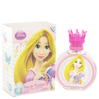 Disney Tangled Rapunzel By Disney 3.4 oz Eau De Toilette Spray for Women
