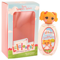 Lalaloopsy By Marmol & Son 3.4 oz Eau De Toilette Spray (Spot Splatter Splash) for Women