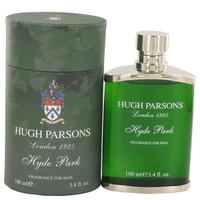Hugh Parsons Hyde Park By Hugh Parsons 3.4 oz Eau De Parfum Spray for Men