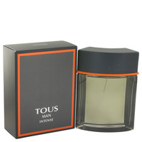 Man Intense By Tous 3.4 oz Eau De Toilette Spray for Men