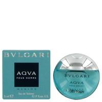 Aqua Marine By Bvlgari .17 oz Mini EDT for Men