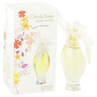L'Air Du Temps By Nina Ricci 1 oz Eau De Toilette Spray for Women
