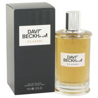 Classic By David Beckham 3 oz Eau De Toilette Spray for Men