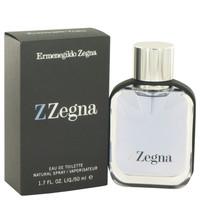 Z Zegna By Erfor Menegildo Zegna 1.7 oz Eau De Toilette Spray for Men