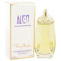 Alien Eau Extraordinaire By Thierry Mugler 3 oz Eau De Toilette Spray Refillable for Women
