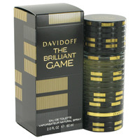 The Brilliant Game By Davidoff 2 oz Eau De Toilette Spray for Men