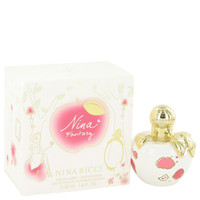 Nina Fantasy By Nina Ricci 1.6 oz Eau De Toilette Spray (Limited Edition) for Women