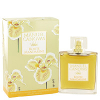 Route Mandarine By Manuel Canovas 3.4 oz Eau De Parfum Spray for Women
