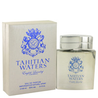 Tahitian Waters By English Laundry 3.4 oz Eau De Parfum Spray for Men