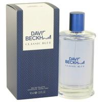 Classic Blue By David Beckham 3 oz Eau De Toilette Spray for Men