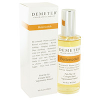 Butterscotch by Demeter 4 oz Cologne Spray for Women