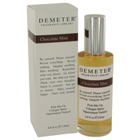 Chocolate Mint by Demeter 4 oz Cologne Spray for Women