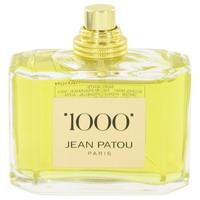 1000 By Jean Patou 2.5 oz Tester Eau De Parfum Spray for Women