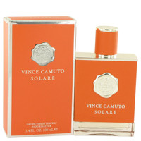 Solare By Vince Camuto 3.4 oz Eau De Toilette Spray for Men