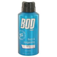 Bod Man Blue Surf By Parfums De Coeur 4 oz Body Spray for Men