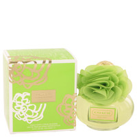 Poppy Citrine Blossom By Coach 3.4 oz Eau De Parfum Spray for Women