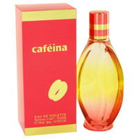 Cafe Cafeina By Cofinluxe 3.4 oz Eau De Toilette Spray for Women