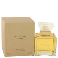 Gold By Valentino 3.3 oz Eau De Parfum Spray for Women