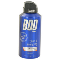 Bod Man Really Ripped Abs By Parfums De Coeur Fragrance 4 oz Body Spray for Men