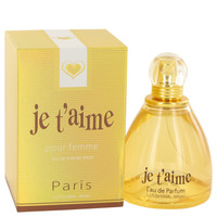Je T'Aime By Yzy Perfume 3.3 oz Eau De Parfum Spray for Women