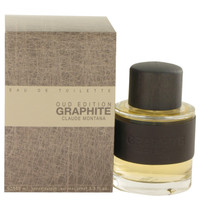Graphite Oud Edition By Montana 3.3 oz Eau De Toilette Spray for Men