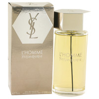 L'Homme By Yves Saint Laurent 6.7 oz Eau De Toilette Spray for Men
