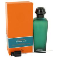 Eau D'Orange Verte By Hermes 6.7 oz Eau De Toilette Spray Concentre Unisex