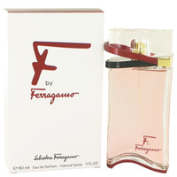 F By Salvatore Ferragamo 3 oz Eau De Parfum Spray for Women