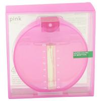 Inferno Paradiso Pink By Benetton 3.4 oz Eau De Toilette Spray for Women