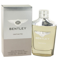 Infinite By Bentley 3.4 oz Eau De Toilette Spray for Men