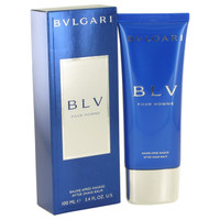 Blv (Bulgari) By Bvlgari 3.4 oz After Shave Balm for Men
