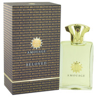 Beloved by Amouage 3.4 oz Eau De Parfum Spray for Men