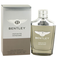 Infinite Intense by Bentley 3.4 oz Eau De Parfum Spray for Men