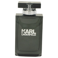 Karl Lagerfeld by Karl Lagerfeld 3.4 oz Eau De Toilette Spray Tester for Men