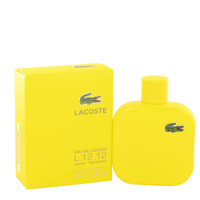 Eau De Lacoste L.12.12 Jaune by Lacoste 5.9 oz Eau De Toilette Spray for Men