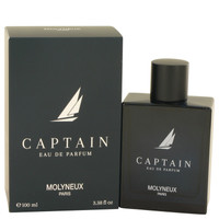 Captain by Molyneux 3.4 oz Eau De Parfum Spray for Men
