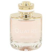 Quatre by Boucheron 3.3 oz Eau De Parfum Spray Tester for Women