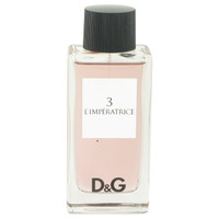 L'Imperatrice 3 by Dolce & Gabbana 3.3 oz Tester Eau De Toilette Spray for Women