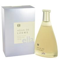 Agua De Loewe Ella by Loewe 5.1 oz Eau De Toilette Spray for Women