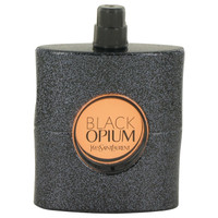 Black Opium by Yves Saint Laurent 3 oz Tester Eau De Parfum Spray for Women