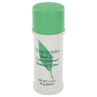Green Tea by Elizabeth Arden 1.5 oz Deodorant Cream for Women