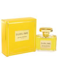 Sublime by Jean Patou 2.5 oz Eau De Parfum Spray for Women
