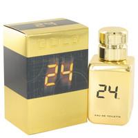 24 Gold The Fragrance by ScentStory 1.7 oz Eau De Toilette Spray for Men
