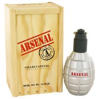 Arsenal Red By Gilles Cantuel 3.4 oz Eau De Parfum Spray for Men