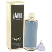 Angel by Thierry Mugler 3.4 oz Eau De Toilette Eco Refill Bottle for Men